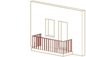 Этапы работ: балкон без крыши